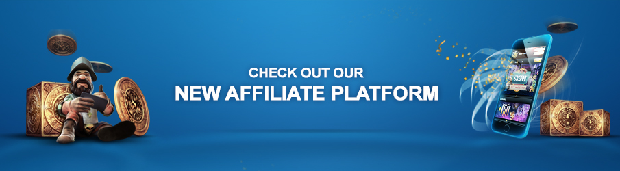 Check out our NEW Affiliate Platform