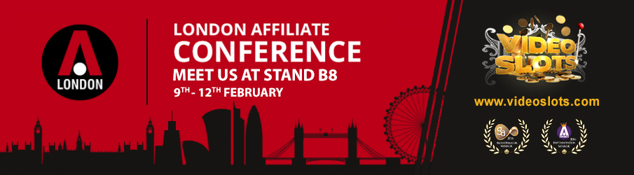 Videoslots.com visits LAC 2017 in London – Meet us at STAND B8